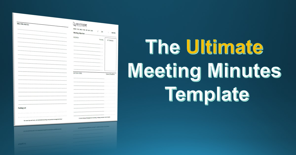 the simplest meeting minutes template you ll find rodrigo caetano